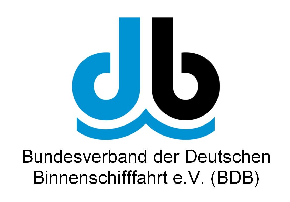 Logo Bundesverband der Deutschen Binnenschifffahrt e.V.