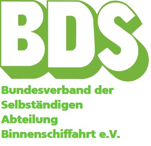 Logo Bundesverband der Selbständigen Abteilung Binnenschifffahrt