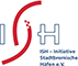 Logo ISH - Initiative Stadtbremische Häfen e.V.