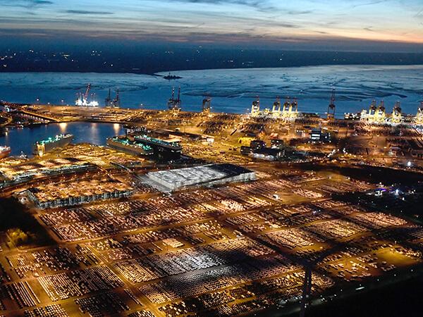 Autoterminal BLG Logistics
